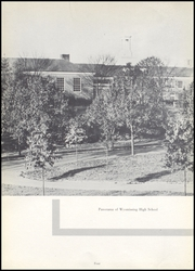 Page 8, 1956 Edition, Wyomissing Area High School - Colophon Yearbook (Wyomissing, PA) online yearbook collection