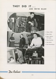 Page 14, 1940 Edition, Avonworth High School - De Rebus Yearbook (Pittsburgh, PA) online yearbook collection
