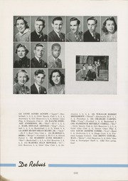 Page 16, 1940 Edition, Avonworth High School - De Rebus Yearbook (Pittsburgh, PA) online yearbook collection