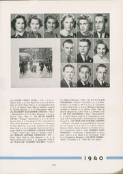 Page 17, 1940 Edition, Avonworth High School - De Rebus Yearbook (Pittsburgh, PA) online yearbook collection
