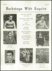 Page 10, 1942 Edition, Avonworth High School - De Rebus Yearbook (Pittsburgh, PA) online yearbook collection