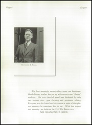 Page 12, 1942 Edition, Avonworth High School - De Rebus Yearbook (Pittsburgh, PA) online yearbook collection