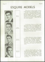 Page 16, 1942 Edition, Avonworth High School - De Rebus Yearbook (Pittsburgh, PA) online yearbook collection