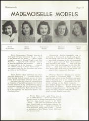 Page 17, 1942 Edition, Avonworth High School - De Rebus Yearbook (Pittsburgh, PA) online yearbook collection