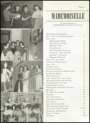 Page 9, 1942 Edition, Avonworth High School - De Rebus Yearbook (Pittsburgh, PA) online yearbook collection