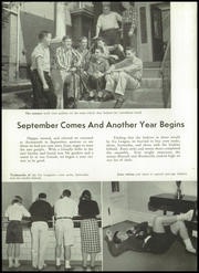 Page 12, 1958 Edition, Avonworth High School - De Rebus Yearbook (Pittsburgh, PA) online yearbook collection