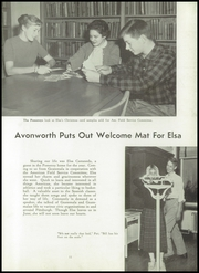Page 15, 1958 Edition, Avonworth High School - De Rebus Yearbook (Pittsburgh, PA) online yearbook collection