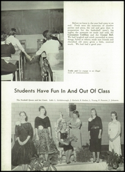 Page 16, 1958 Edition, Avonworth High School - De Rebus Yearbook (Pittsburgh, PA) online yearbook collection