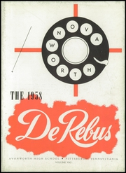 Page 7, 1958 Edition, Avonworth High School - De Rebus Yearbook (Pittsburgh, PA) online yearbook collection