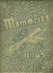 1947 Edition, Turtle Creek High School - Memories Yearbook (Turtle Creek, PA)