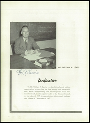 Page 8, 1947 Edition, Turtle Creek High School - Memories Yearbook (Turtle Creek, PA) online yearbook collection