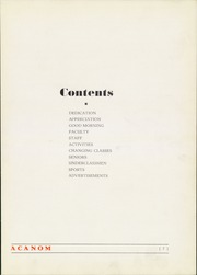 Page 11, 1938 Edition, Monaca High School - Acanom Yearbook (Monaca, PA) online yearbook collection