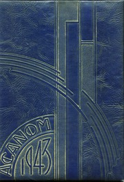 Page 1, 1943 Edition, Monaca High School - Acanom Yearbook (Monaca, PA) online yearbook collection