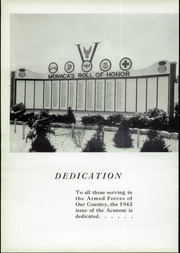 Page 10, 1943 Edition, Monaca High School - Acanom Yearbook (Monaca, PA) online yearbook collection