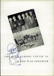 Page 9, 1943 Edition, Monaca High School - Acanom Yearbook (Monaca, PA) online yearbook collection