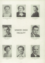 Page 13, 1954 Edition, Monaca High School - Acanom Yearbook (Monaca, PA) online yearbook collection