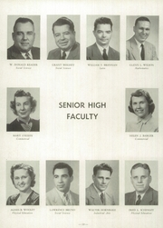 Page 14, 1954 Edition, Monaca High School - Acanom Yearbook (Monaca, PA) online yearbook collection