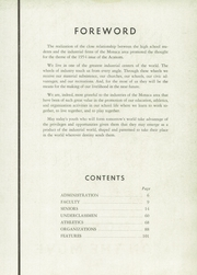 Page 7, 1954 Edition, Monaca High School - Acanom Yearbook (Monaca, PA) online yearbook collection