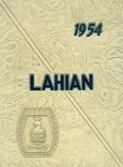 Page 1, 1954 Edition, Lansdowne Alden High School - Lahian Yearbook (Lansdowne, PA) online yearbook collection