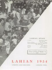 Page 5, 1954 Edition, Lansdowne Alden High School - Lahian Yearbook (Lansdowne, PA) online yearbook collection