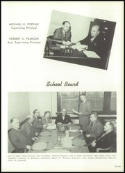 Page 11, 1952 Edition, Memorial High School - Hawkeye Yearbook (Hanover Township, PA) online yearbook collection
