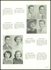Page 15, 1952 Edition, Memorial High School - Hawkeye Yearbook (Hanover Township, PA) online yearbook collection
