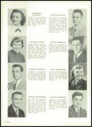 Page 16, 1952 Edition, Memorial High School - Hawkeye Yearbook (Hanover Township, PA) online yearbook collection