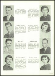 Page 17, 1952 Edition, Memorial High School - Hawkeye Yearbook (Hanover Township, PA) online yearbook collection