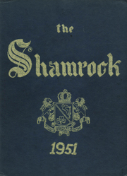 Page 1, 1951 Edition, United High School - Shamrock Yearbook (Armagh, PA) online yearbook collection
