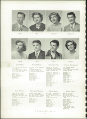 Page 10, 1951 Edition, United High School - Shamrock Yearbook (Armagh, PA) online yearbook collection