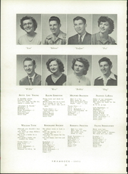 Page 12, 1951 Edition, United High School - Shamrock Yearbook (Armagh, PA) online yearbook collection
