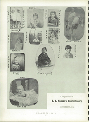 Page 16, 1951 Edition, United High School - Shamrock Yearbook (Armagh, PA) online yearbook collection
