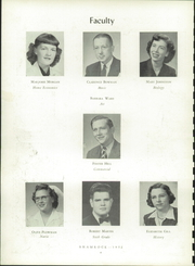 Page 6, 1951 Edition, United High School - Shamrock Yearbook (Armagh, PA) online yearbook collection