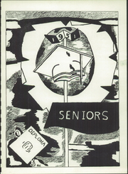 Page 7, 1951 Edition, United High School - Shamrock Yearbook (Armagh, PA) online yearbook collection