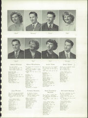 Page 9, 1951 Edition, United High School - Shamrock Yearbook (Armagh, PA) online yearbook collection