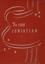 1944 Edition, Juniata High School - Juniatian Yearbook (Mifflinburg, PA)