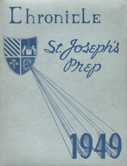 Page 1, 1949 Edition, St Josephs College High School - Chronicle Yearbook (Philadelphia, PA) online yearbook collection