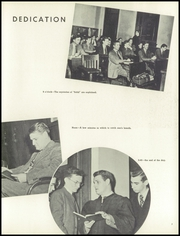 Page 11, 1949 Edition, St Josephs College High School - Chronicle Yearbook (Philadelphia, PA) online yearbook collection