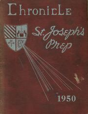 1950 Edition, St Josephs College High School - Chronicle Yearbook (Philadelphia, PA)