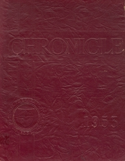 1953 Edition, St Josephs College High School - Chronicle Yearbook (Philadelphia, PA)