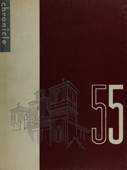 1955 Edition, St Josephs College High School - Chronicle Yearbook (Philadelphia, PA)