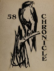 1958 Edition, St Josephs College High School - Chronicle Yearbook (Philadelphia, PA)