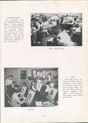 Page 11, 1956 Edition, Pequea Valley High School - Pequoian Yearbook (Kinzers, PA) online yearbook collection