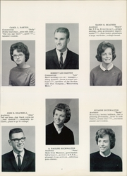 Page 11, 1964 Edition, Pequea Valley High School - Pequoian Yearbook (Kinzers, PA) online yearbook collection