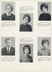 Page 14, 1964 Edition, Pequea Valley High School - Pequoian Yearbook (Kinzers, PA) online yearbook collection