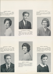 Page 15, 1964 Edition, Pequea Valley High School - Pequoian Yearbook (Kinzers, PA) online yearbook collection