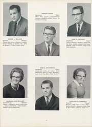 Page 16, 1964 Edition, Pequea Valley High School - Pequoian Yearbook (Kinzers, PA) online yearbook collection