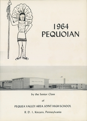 Page 5, 1964 Edition, Pequea Valley High School - Pequoian Yearbook (Kinzers, PA) online yearbook collection