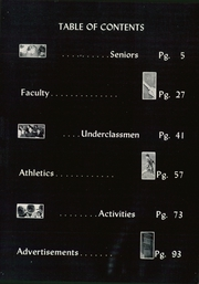 Page 7, 1964 Edition, Pequea Valley High School - Pequoian Yearbook (Kinzers, PA) online yearbook collection
