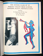 Page 5, 1969 Edition, Pequea Valley High School - Pequoian Yearbook (Kinzers, PA) online yearbook collection